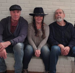 Sunday, January 21 at 2:00 pm: Free Concert by Kerry Kean Trio