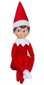 Photo of Elf on a Shelf