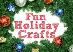 Saturday, December 17 at 11:00 am: Ornament Extravaganza!
