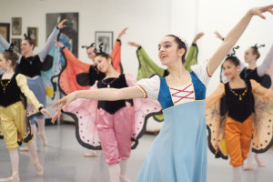 Saturday, January 28 at 11:00 am: Ballet Excel Ohio Performance