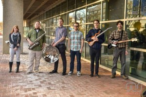 Sunday, September 24 at 2:00 pm: Free Concert with Copali