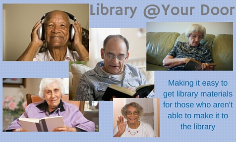 Link to Library @ Your Door Page