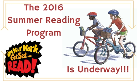 Link to Summer Reading