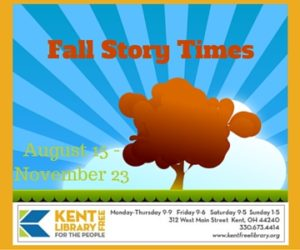 Fall Story Times