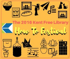 The 2016 Kent Free Library