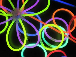 Thursday, January 26 at 10:30 and 5:30: Glow-in-the-Dark Dance Parties