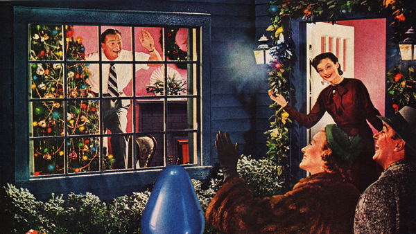 monday december 11 at 630 pm the magic of a 1950s christmas - 1950s Christmas
