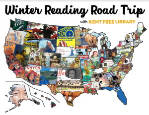 Winter Reading Road Trip