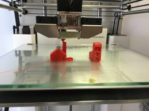 Saturday, September 22 from 10:00 - 11:00 am: Experience 3D Printing