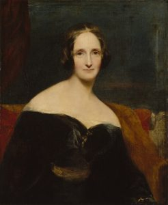 Thursday, October 18 at 6:30 pm: Movie on Life of Mary Shelley