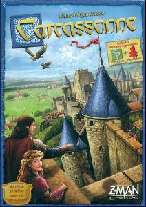 Carcassonne graphic