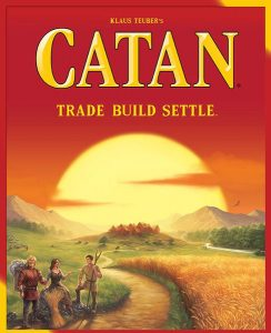 Catan Graphic
