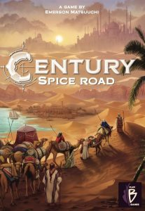 Century Spice Road Graphic
