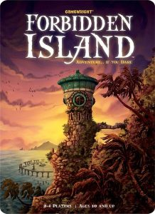Forbidden Island Graphic