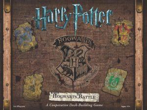 harry potter hogwarts battle graphic