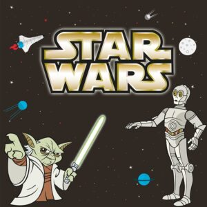 Wednesday, March 27 at 2:00 pm: Star Wars Spring Break Fest