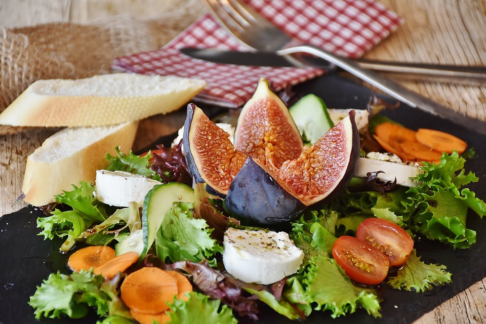 Salad with Figs
