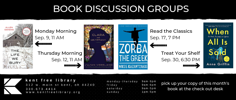 Sept Book Clubs
