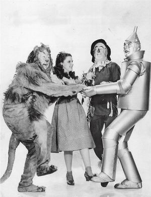 Cast of Wizard of Oz