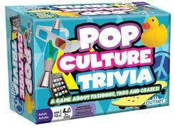 Pop Culture Triva