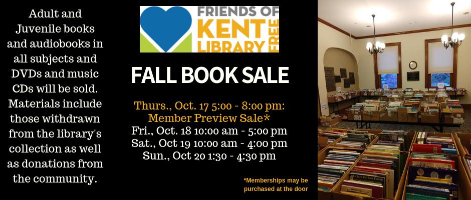Book Sale 10.20