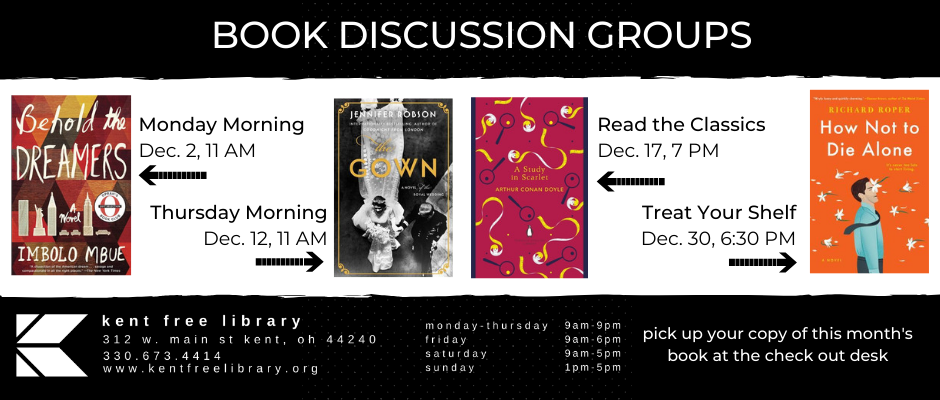 Dec Book Clubs