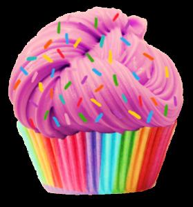 Slime Cupcake