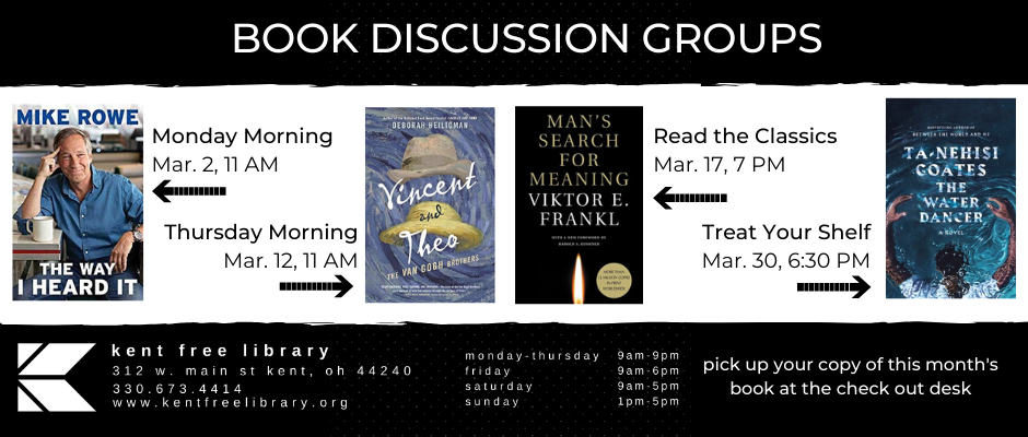 Book Clubs March