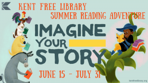 Friday, July 31: Summer Reading Adventures Ends!