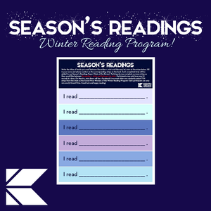 Season's Readings Winter Reading Program