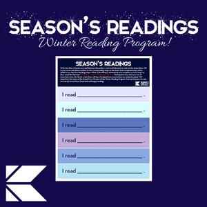 Season's Readings Winter Reading Program