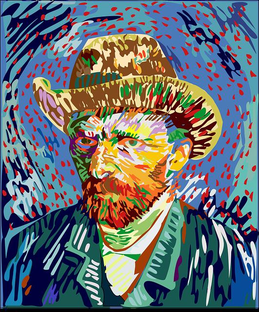 Monday, September 20 at 7:00 pm: Film Series on Van Gogh
