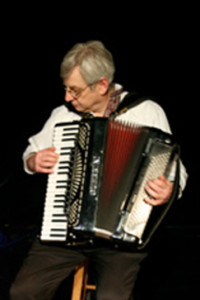 Sunday, September 19 at 2:00 pm: Concert Series: Traditional Klezmer Music